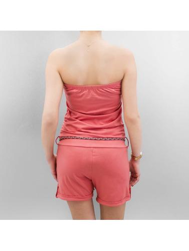 Sublevel Damen Jumpsuit Mila in orange