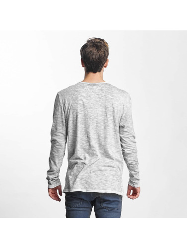 Sublevel Herren Longsleeve Unique in grau