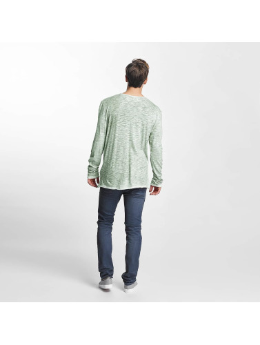 Sublevel Herren Longsleeve Unique in grün