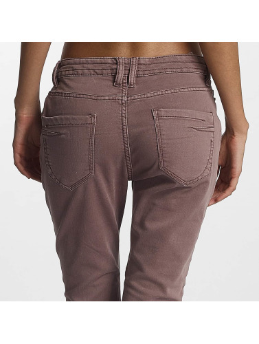 Sublevel Damen Loose Fit Jeans Jogg in rosa