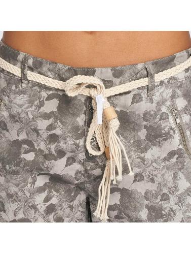 Sublevel Mujeres Pantalón cortos Capri in gris
