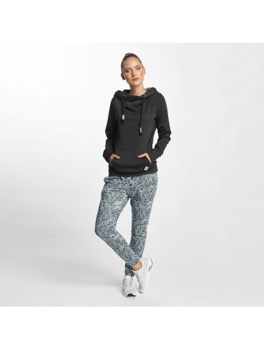 Sublevel Mujeres Pantalón deportivo Allover Printed in gris