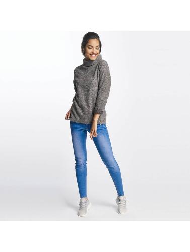 Sublevel Damen Pullover High Neck in grau Günstig Kaufen Low-Cost Outlet Neueste EGAE26R