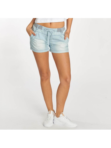 Sublevel Damen Shorts Delfina in blau