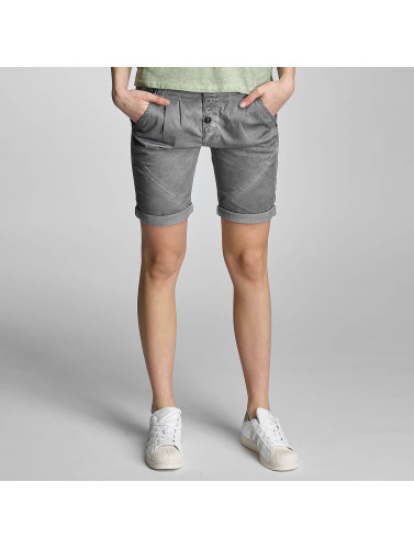 Sublevel Damen Shorts Becky in grau