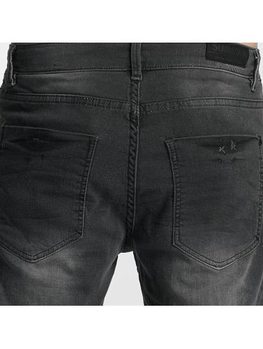 Sublevel Herren Shorts Falko in schwarz