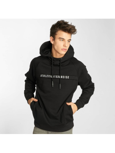 Sublevel Hombres Sudadera Athletic in negro