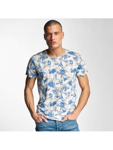 Sublevel Herren T-Shirt Hawaii in beige