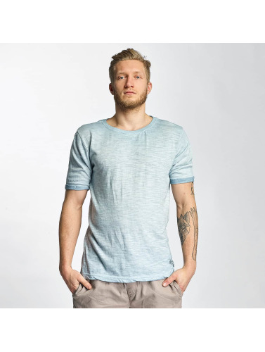 Sublevel Herren T-Shirt NR. 72 in blau