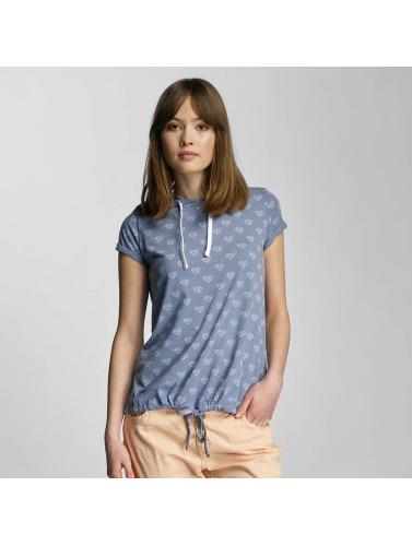 Sous-titres Damen T-shirt Coeurs À Blau