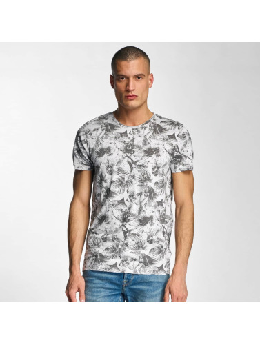 Sublevel Herren T-Shirt Hawaii in grau
