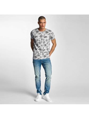 Sublevel Herren T-Shirt Hawaii in grau