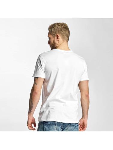 Sublevel Herren T-Shirt Surf Culture in weiß