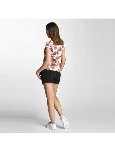 Sublevel Damen T-Shirt Roses in weiß Footlocker Bilder Verkauf Online FHzTE