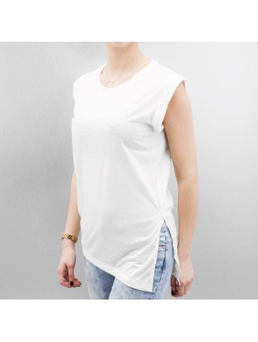 Sublevel Damen Top Selina in weiß
