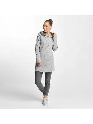 Sublevel Damen Übergangsjacke Pipe in grau