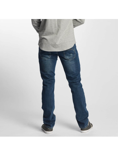 Sublevel Hombres Vaqueros rectos <small>                 Sublevel             </small>             <br />              Straight fit in azul