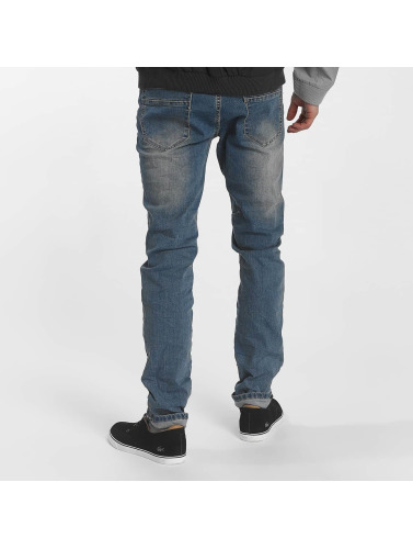 Sublevel Hombres Vaqueros rectos 5 Pocket in azul