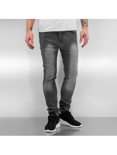 Sublevel Hombres Vaqueros rectos Straight Fit in gris