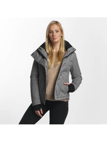 Sublevel Damen Winterjacke Jacket in grau