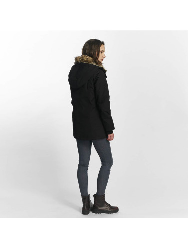 Sublevel Damen Winterjacke upper in schwarz