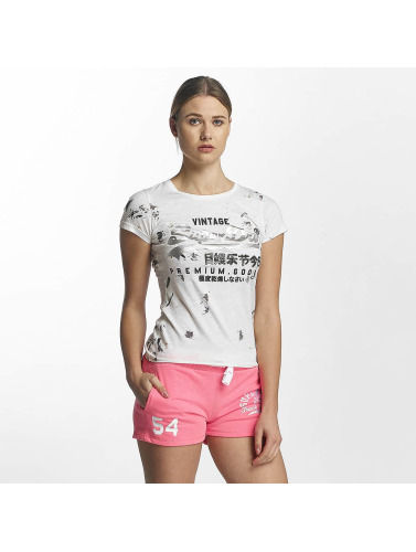 populære online klaring stort salg Superdry Mujeres Camiseta Premium Varer Doodle Entry In Blanco klaring utsikt D0TBsFbi