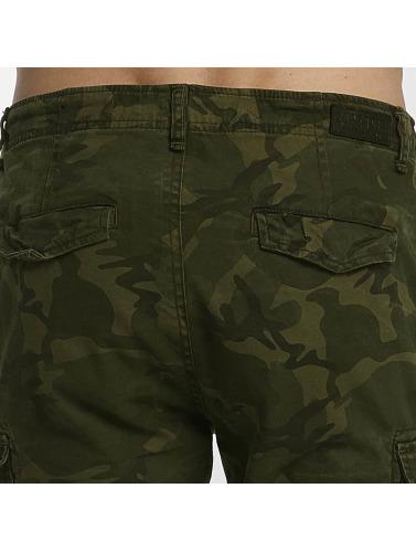 Superdry Herren Cargohose Surplus Goods Lowrider in camouflage