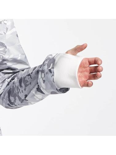 Superdry Hombres Chaqueta de entretiempo Technical Print Pop in camuflaje