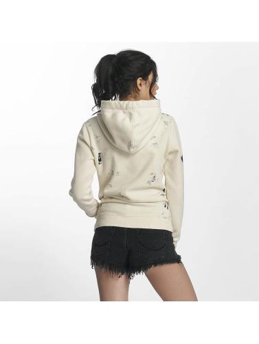 Superdry Damen Hoody Premium Goods Doodle Entry in beige