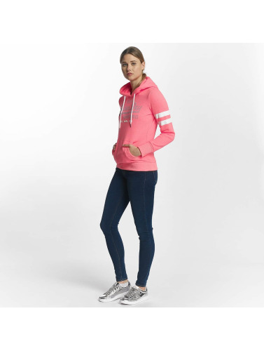 Superdry Damen Hoody Vintage Logo Duo Dot Entry in pink