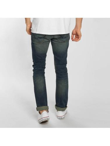 Superdry Hombres Jeans ajustado Vintage in azul