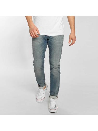 Superdry Hombres Jeans ajustado Jogger in azul