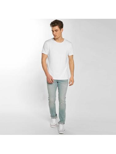 salg utsikt Superdry Vintage Jeans Menn I Stramme Blå til salgs kostnaden online billig salg nyte SYnrZc