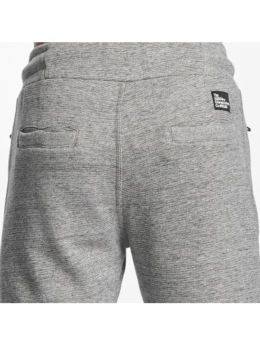 Superdry Herren Jogginghose Orange Label Urban in grau