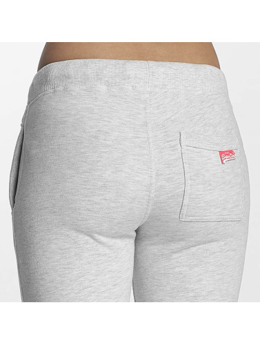 Superdry Damen Jogginghose Track And Field in grau