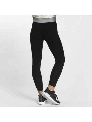 Superdry Damen Legging Sport Tape in schwarz