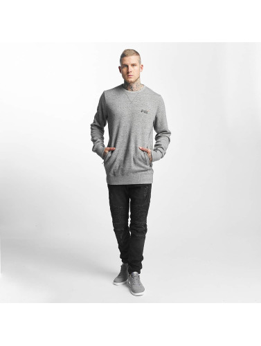 Superdry Herren Pullover Orange Label Urban in grau