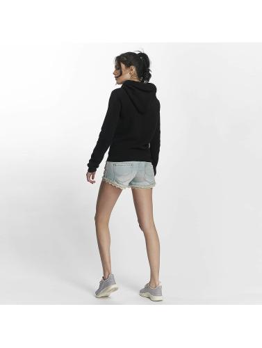 Superdry Damen Shorts Lace Trim in blau