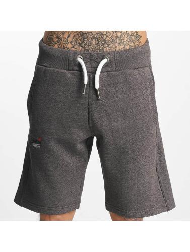 Superdry Herren Shorts Orange Label Cali in grau