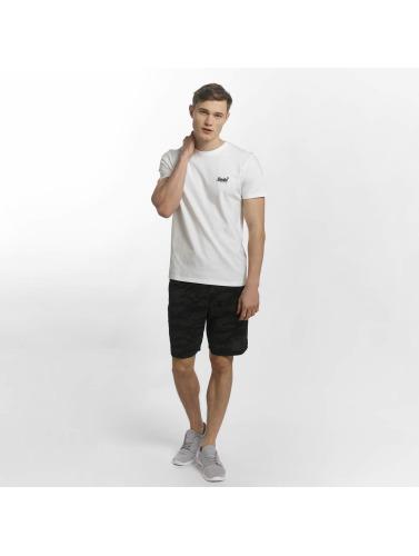 Superdry Herren Shorts Sport Training in schwarz