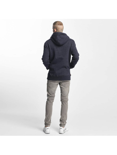 Superdry Hombres Sudadera NYC Goods CO in azul