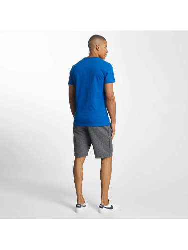 Superdry Herren T-Shirt Osaka Hibiscus Infill in blau