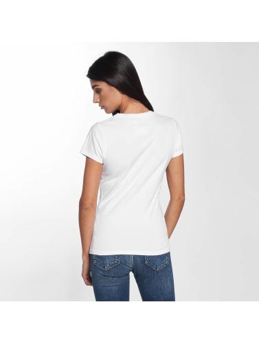 Superdry Damen T-Shirt Vintage Logo Genuine Entry in weiß