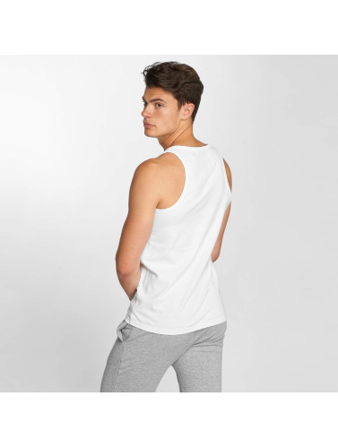Superdry Hombres Tank Tops Ticket in blanco