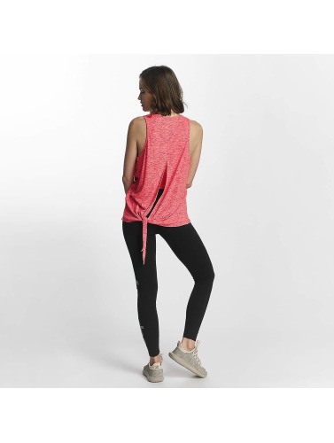 Superdry Mujeres Tank Tops Skater Knot in fucsia
