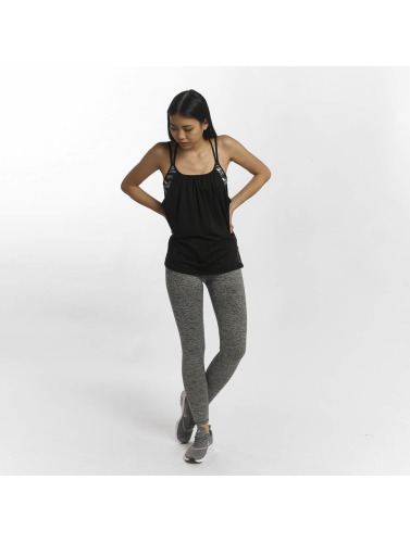 Superdry Damen Tank Tops Sport Studio Layer in schwarz