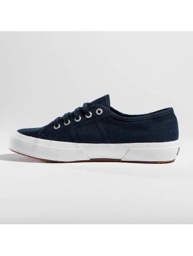Superga Sneaker 2750 Cotu in blau