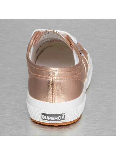 Superga Damen Sneaker 2750 Cotmetu in rosa