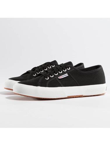Superga Sneaker 2750 Cotu in schwarz