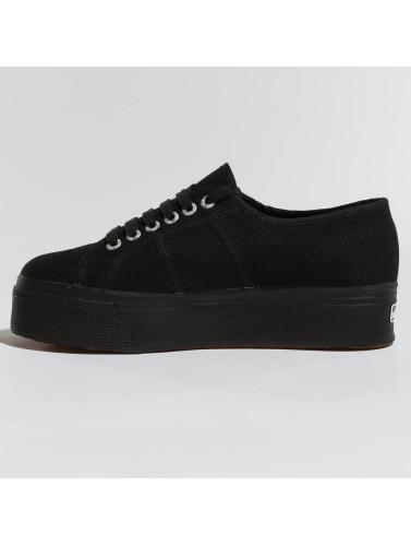 Superga Damen Sneaker Cotu Classic in schwarz